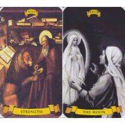 Holy Card Tarot 4