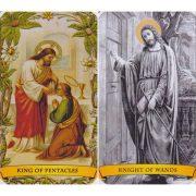 Holy Card Tarot 5