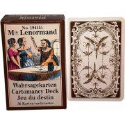 Mlle Lenormand Cartomancy Deck 5