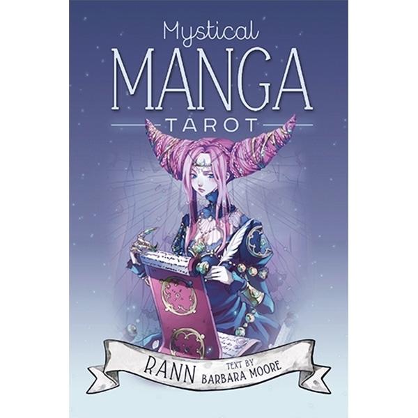 Mystical Manga Tarot 1
