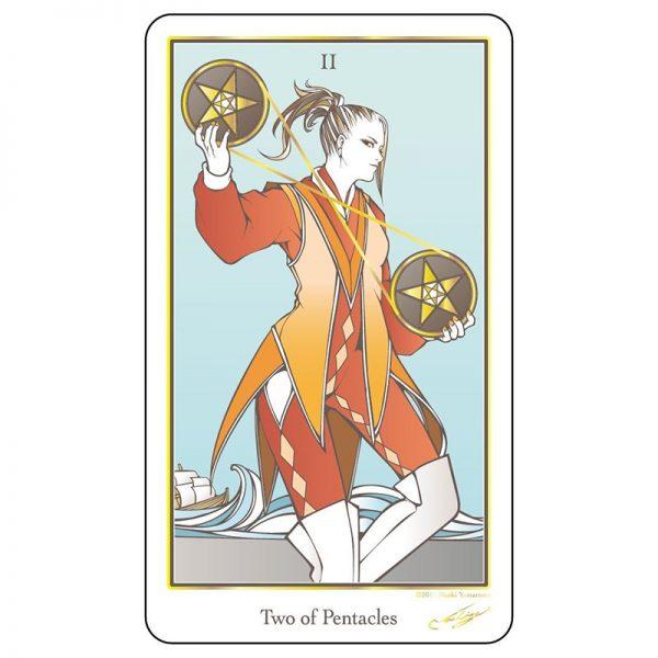 Traditional Tarot 11