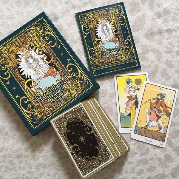Traditional Tarot 12