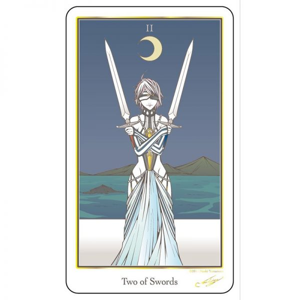 Traditional Tarot 9