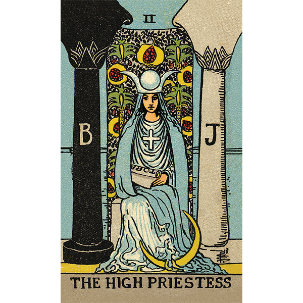 Smith Waite Tarot – Borderless Edition 7
