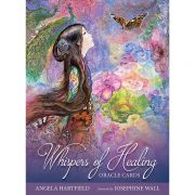 Whispers of Healing Oracle Cards 1