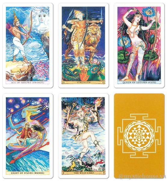 Bán bài Sacred India Tarot