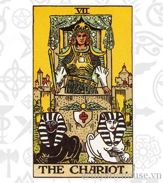 ý nghĩa lá bài tarot The chariot