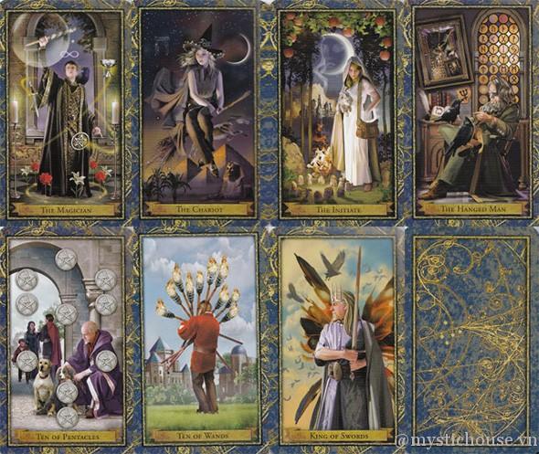 Mua bài Wizards Tarot
