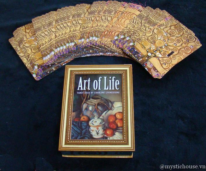 Bài review Art of Life Tarot