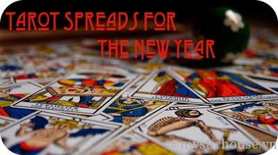 trải bài tarot 2013