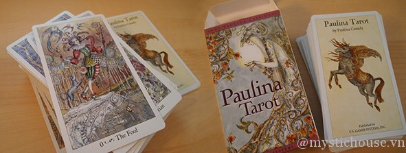 Nhận xét về bộ Paulina Tarot