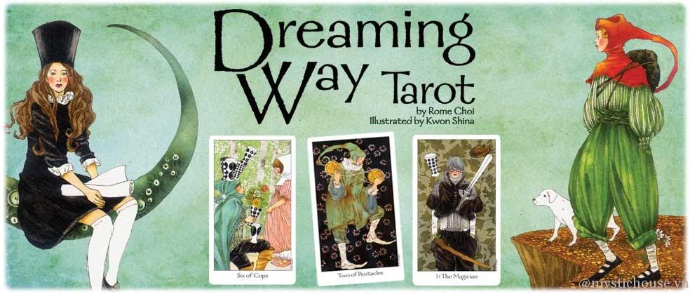 ý nghĩa bộ bài Dreaming Way Tarot
