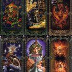 Alchemy 1977 England Tarot