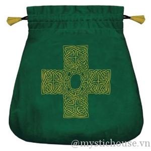 bán túi Celtic Cross Velvet Bag