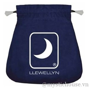 bán túi Llewellyn Velvet Tarot Bag