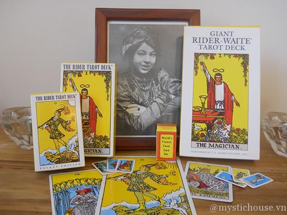 ý nghĩa bài Rider Waite Tarot
