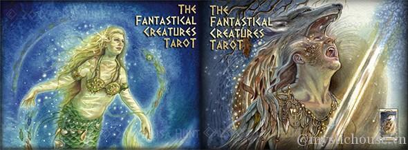ý nghĩa về bộ bài Fantastical Creatures Tarot