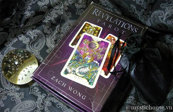 cảm nhận bộ bài Revelations tarot