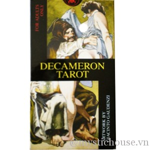 Decameron Tarot featured