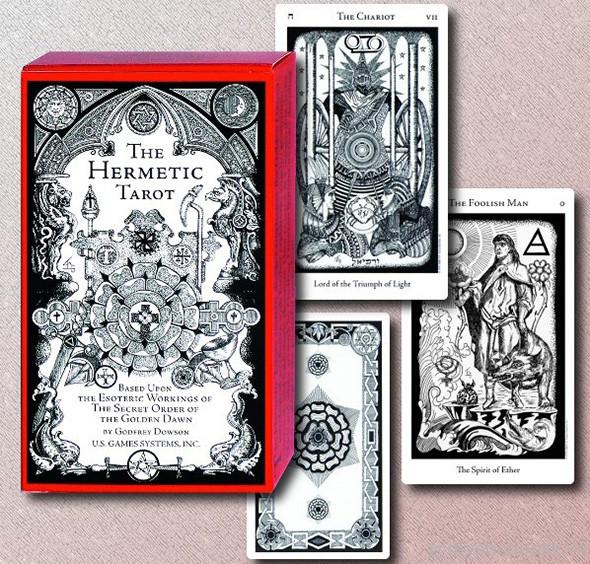 ý nghĩa bộ bài Hermetic Tarot