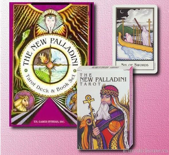 Ý nghĩa bộ bài New Palladini Tarot