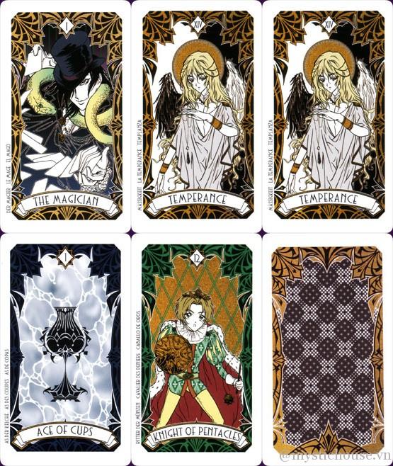 Mua bài Magic Manga Tarot