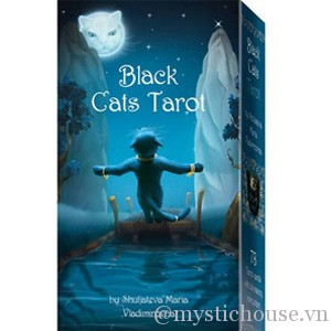 Black Cats Tarot featured