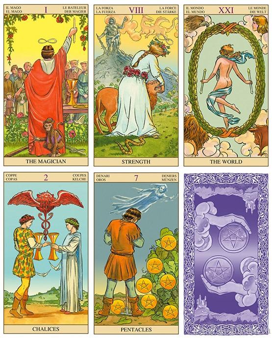 Bán bài Tarot of the New Vision