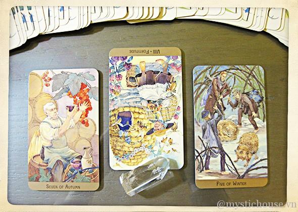 Victorian Fairy Tarot - Khám Phá Thế Giới Thần Tiên