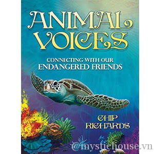Animal Voices Oracle cover