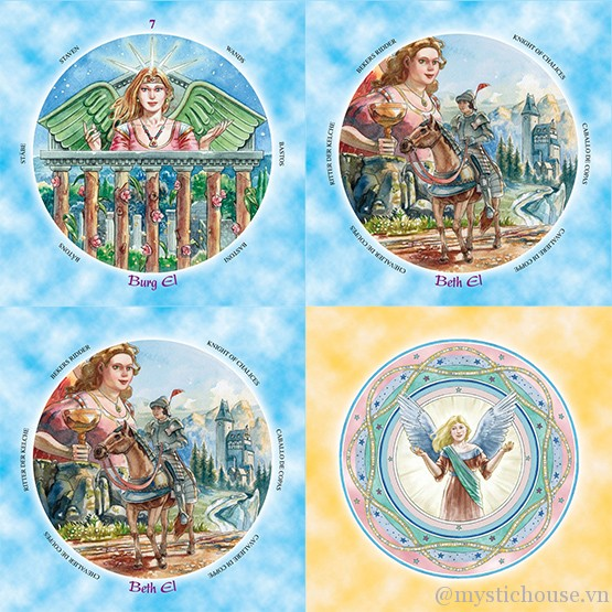 Shining Angels Tarot