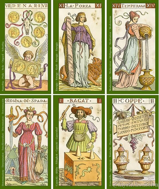Bán bài Tarot of the Master