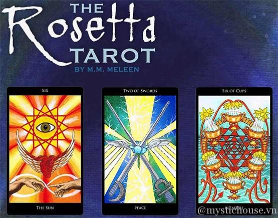 Cảm nhận bộ bài Rosetta Tarot
