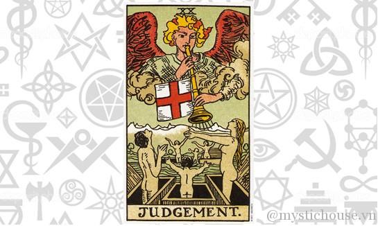 Ý nghĩa lá bài Tarot Judgement