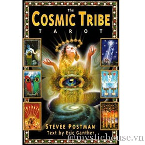 Cosmic Tribe Tarot cover