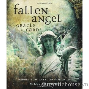 Fallen Angels Oracle Cards cover