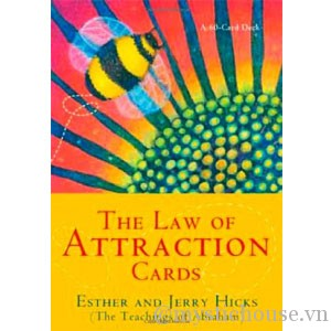 Law of Attraction Cards cover