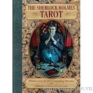 Sherlock Holmes Tarot cover