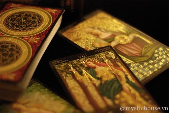 Golden Botticelli Tarot cảm nhận ý nghĩa nghệ thuật