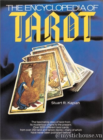 Encyclopedia of Tarot vol 1