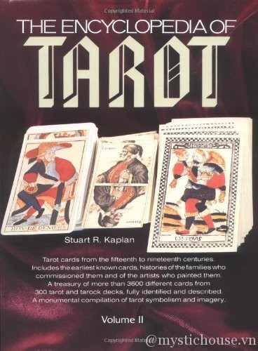 Encyclopedia of Tarot vol 2