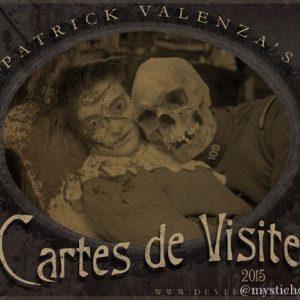 Cartes De Visite Cards 5