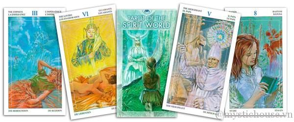 Cảm nhận về bộ bài Tarot of the Spirit World