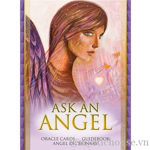 Ask an Angel Oracle cover