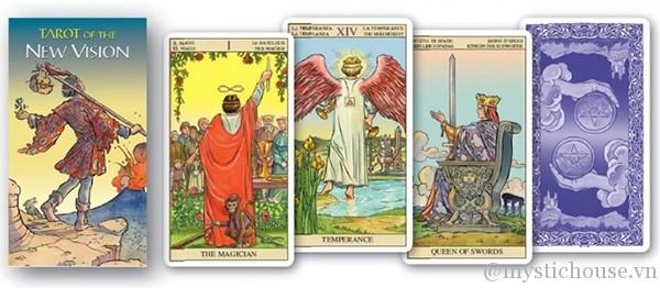 Cảm nhận hình ảnh lá bài Tarot of New Vision