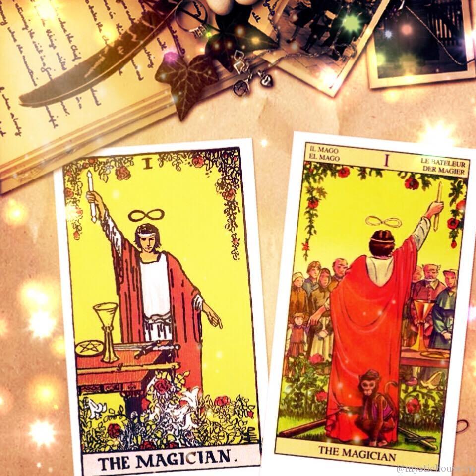 Ý nghĩa bộ bài Tarot of New Vision