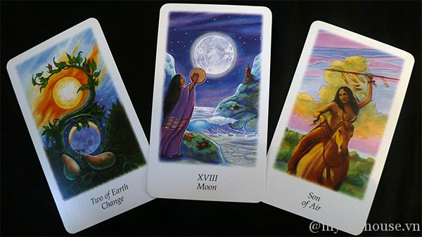 Cảm nhận bộ bài Vision Quest Tarot