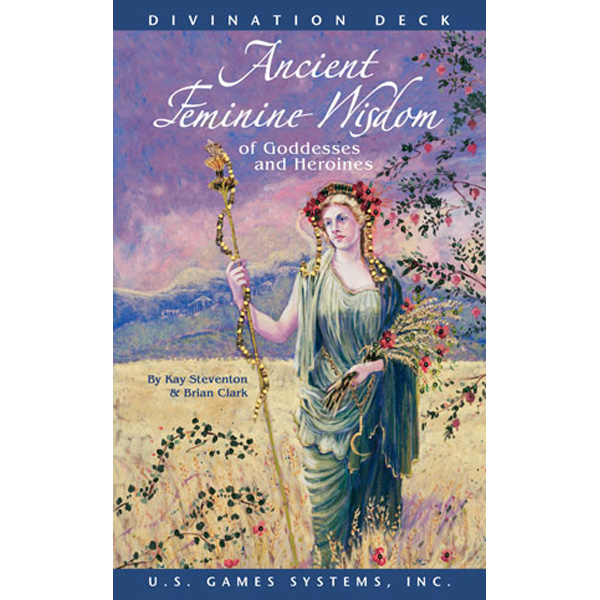 Ancient Feminine Wisdom: Of Goddesses and Heroines Cards 9