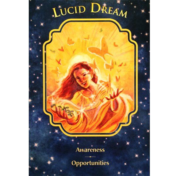 Angel Dreams Oracle Cards 1
