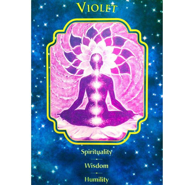 Angel Dreams Oracle Cards 5